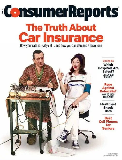Consumer Reports September 2015 issue