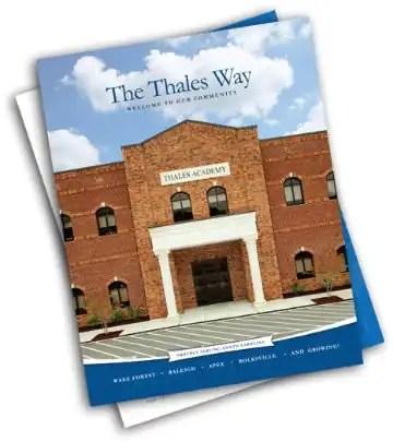 Thales Way Brochure