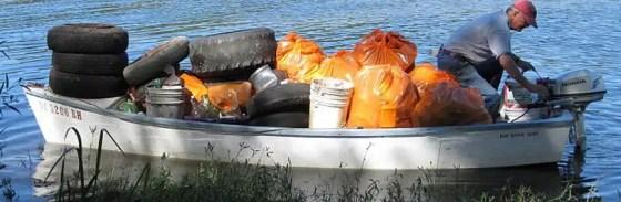 jordan lake cleanup