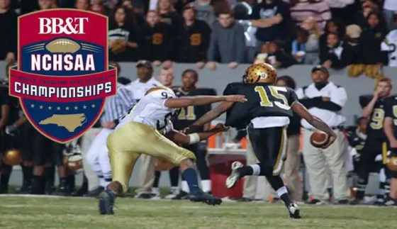 NCHSAA Football Championship Game