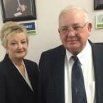 Janice Scott and Ronald Scott