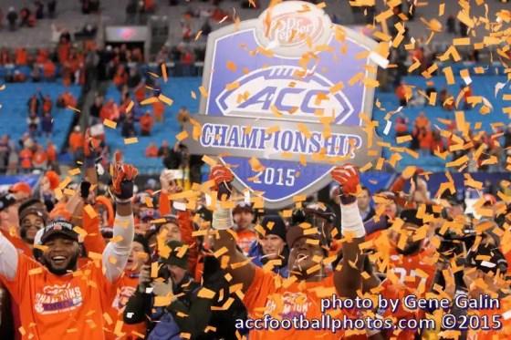 2015 ACC Football Champions