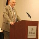 Chatham County Health Director Layton Long