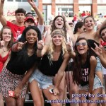 NC State football fans