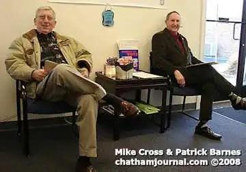 Mike Cross & Patrick Barnes