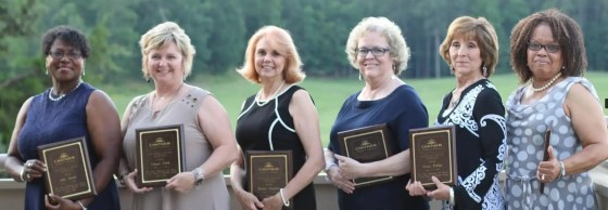 Chatham County Schools Retirees 26 - 30 years