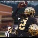 WFU vs Tulane