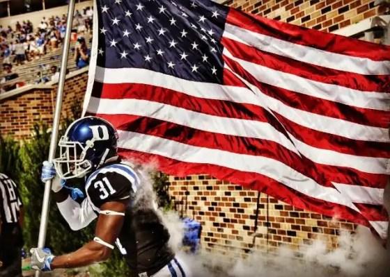 Duke US Flag