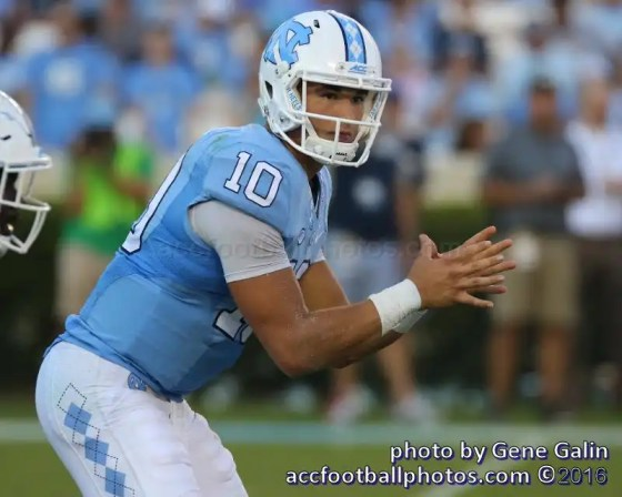 UNC Junior QB Mitch Trubisky.