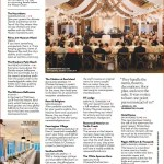 BRIDES magazine selects Fearrington Barn as one of the best wedding venues in the South.