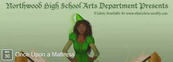 Northwood presents Once Upon a Mattress