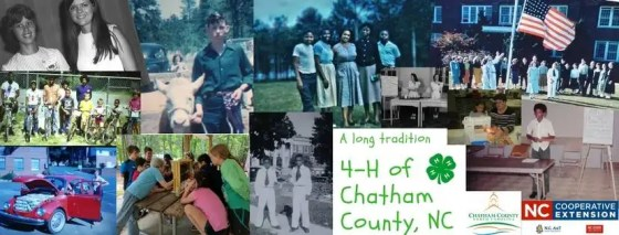 chatham 4h tradition