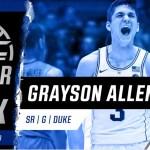 grayson allen player of the week