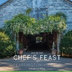 chef's feast at Fearrington Village