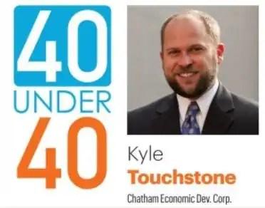 kyle touchstone 40 under 40