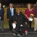 Errol Roper, Ernest Dark, Archie Cross, Kimberly Brower, and John Baldwin were the 2018 individual inductees into the Northwood High School Sports Hall of Fame.