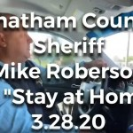 Chatham County Sheriff Mike