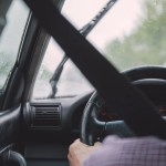 blur car caution dash