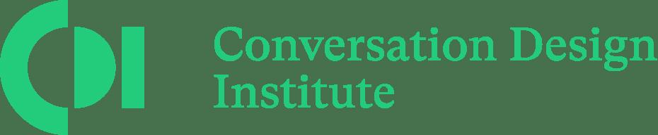 Conversational Design Institute