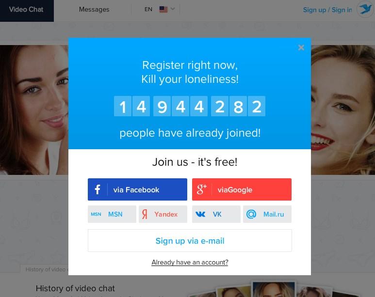 Online coomeet chat Coomeet Premium