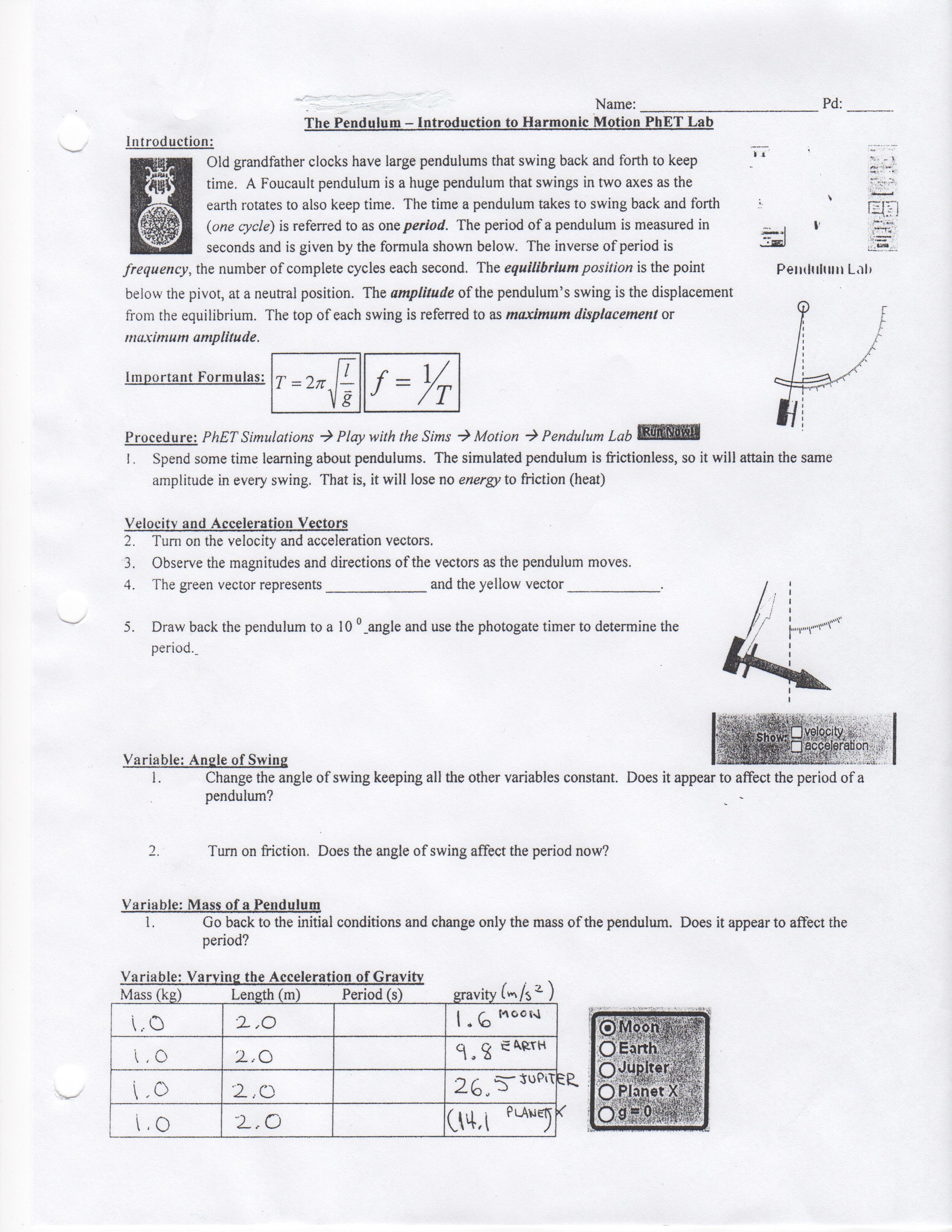 Regular Physics Semester 2