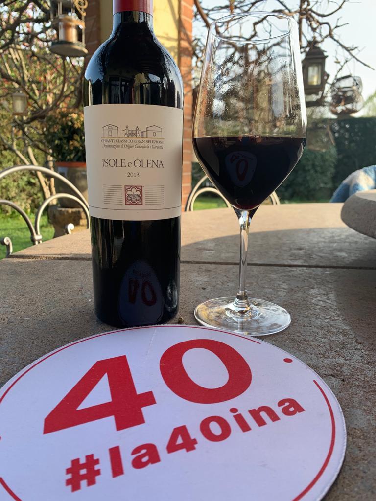 #la40ina una quarantina di vini: sessione 6 turno 25