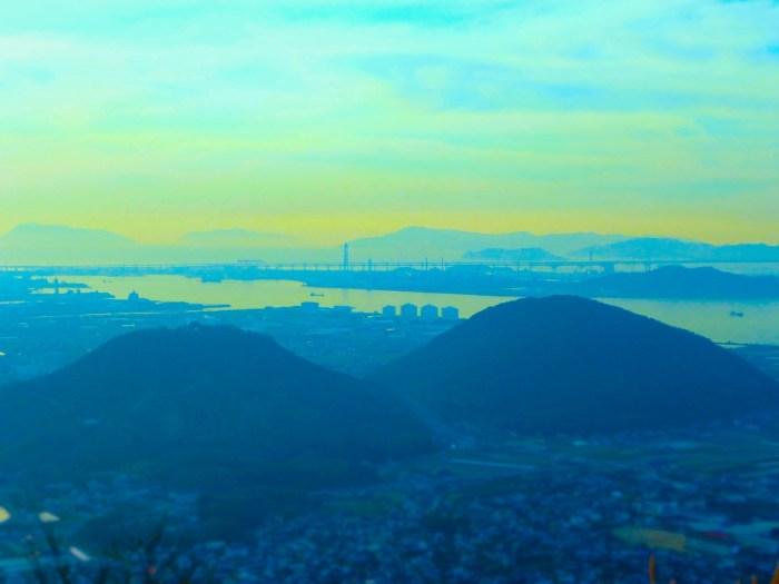 05 Mount Shiramine in Sakaide
