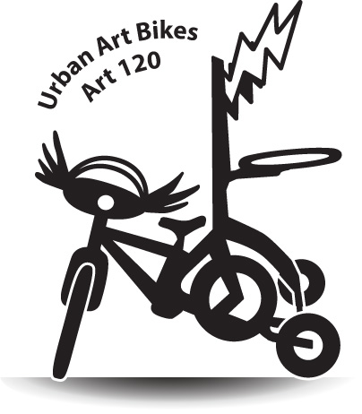 Art Bike Rodeo with Natali Leduc