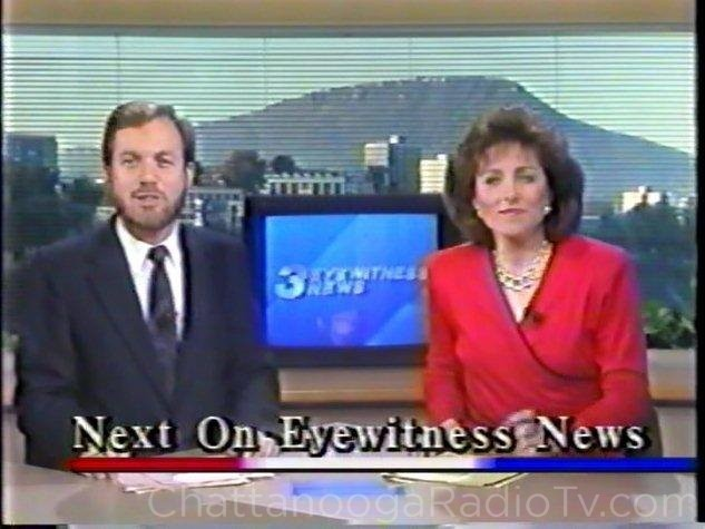 My 30 years at Channel 3  David Carrolls Chattanooga Radio and TV