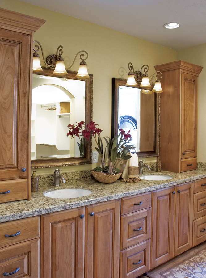 custom bathroom cabinets  Chattanoogawoodmasterss Blog