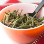 Quick Southern Green Beans + Video