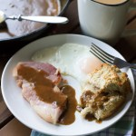 Ham and Red-Eye Gravy