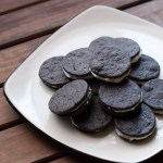 Homemade Oreo Cookies