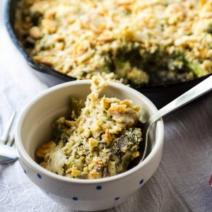 broccoli casserole | chattavore