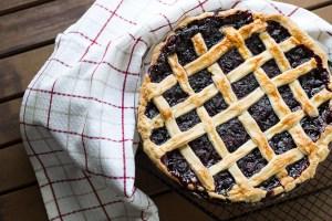 blueberry pie   chattavore