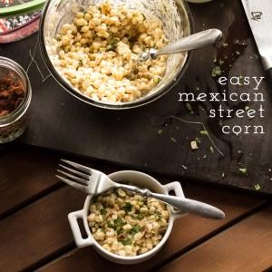 Mexican street corn   chattavore