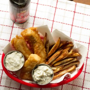 fish & chips | chattavore