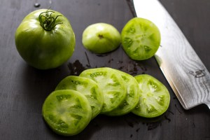 fried green tomatoes | chattavore