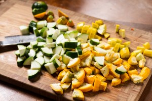 summer squash soup | chattavore