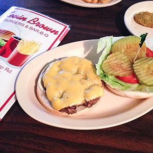 Kevin Brown Burgers | chattavore
