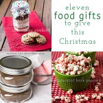 Homemade Christmas Food Gift Ideas!