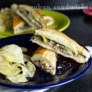 Cuban Sandwiches | Chattavore