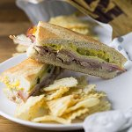 Homemade Cuban Sandwiches