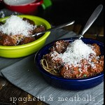 spaghetti and meatballs | chattavore