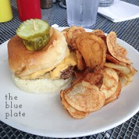 The Blue Plate // chattavore