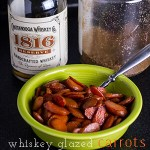 Whiskey Glazed Carrots