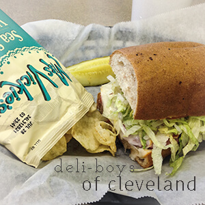 Deli-Boys of Cleveland, Tennessee on Chattavore
