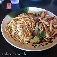 Soho Hibachi is a quick hibachi option in the Hixson, Tennessee area! #CHA #CHAeats | chattavore.com