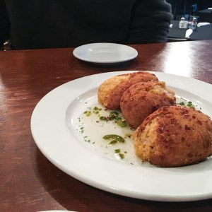 Talus serves what they call New American Cuisine in the beautiful backdrop of Lookout Mountain, Tennessee. | Restaurant review from Chattavore.com