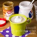 Biscoff Cookie Butter Steamer